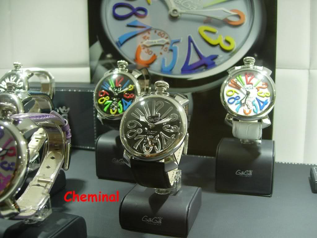 """Je suis interessé par une montre """"GAGA""""Milano 2yzk1kw"""