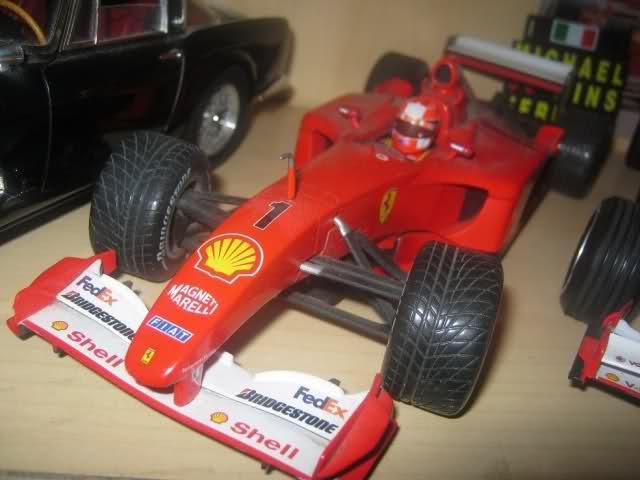 Il mini garage di Enea 308icdi