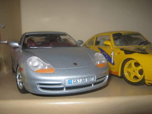 Il mini garage di Enea 30x9xmu