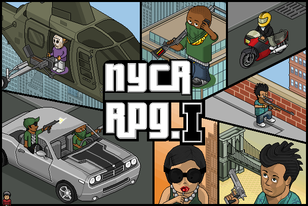 New York City Life - Habbo