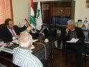 Dr. Tarek E. Chidiac, President of the Gibran National Committee  K9gf0m