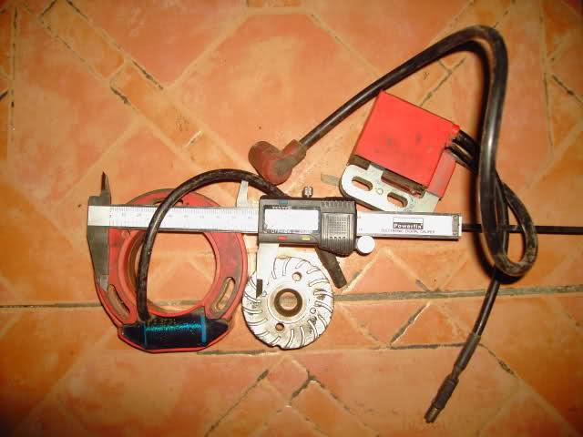 Una de encendidos electronicos, equivalencias Nno8yv