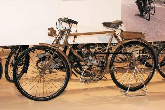 Ciclomotores Iresa Wbp1zr