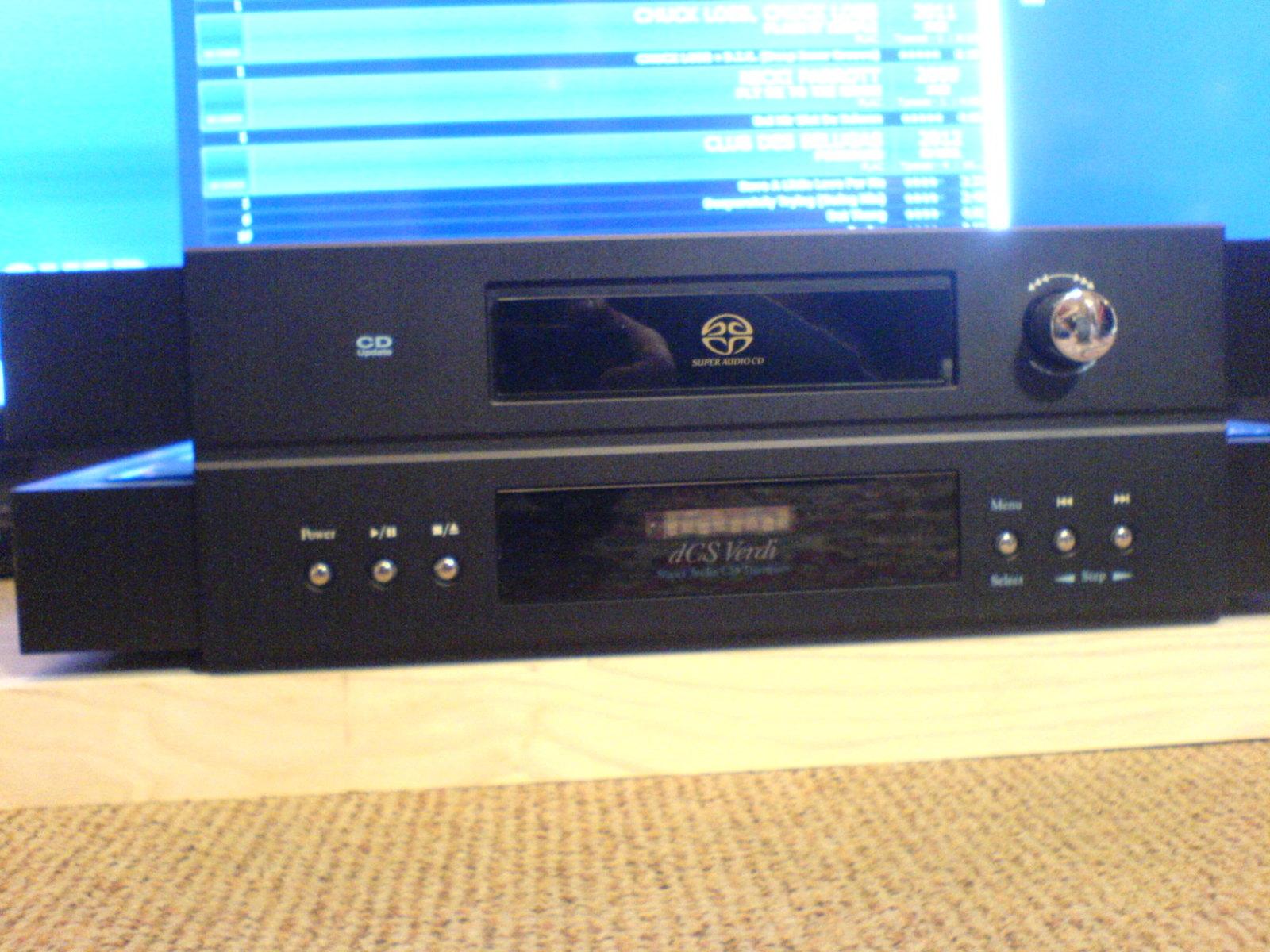 Проигрыватели CD старого поколения и современные новодельные 10fyirc