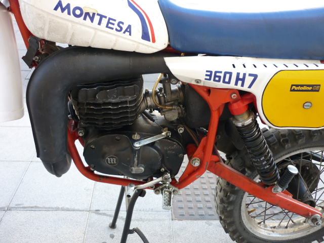 Puch Cobra M-82 TT Agua  y Réplica Coronil - Motos De Tote 10ge8mt