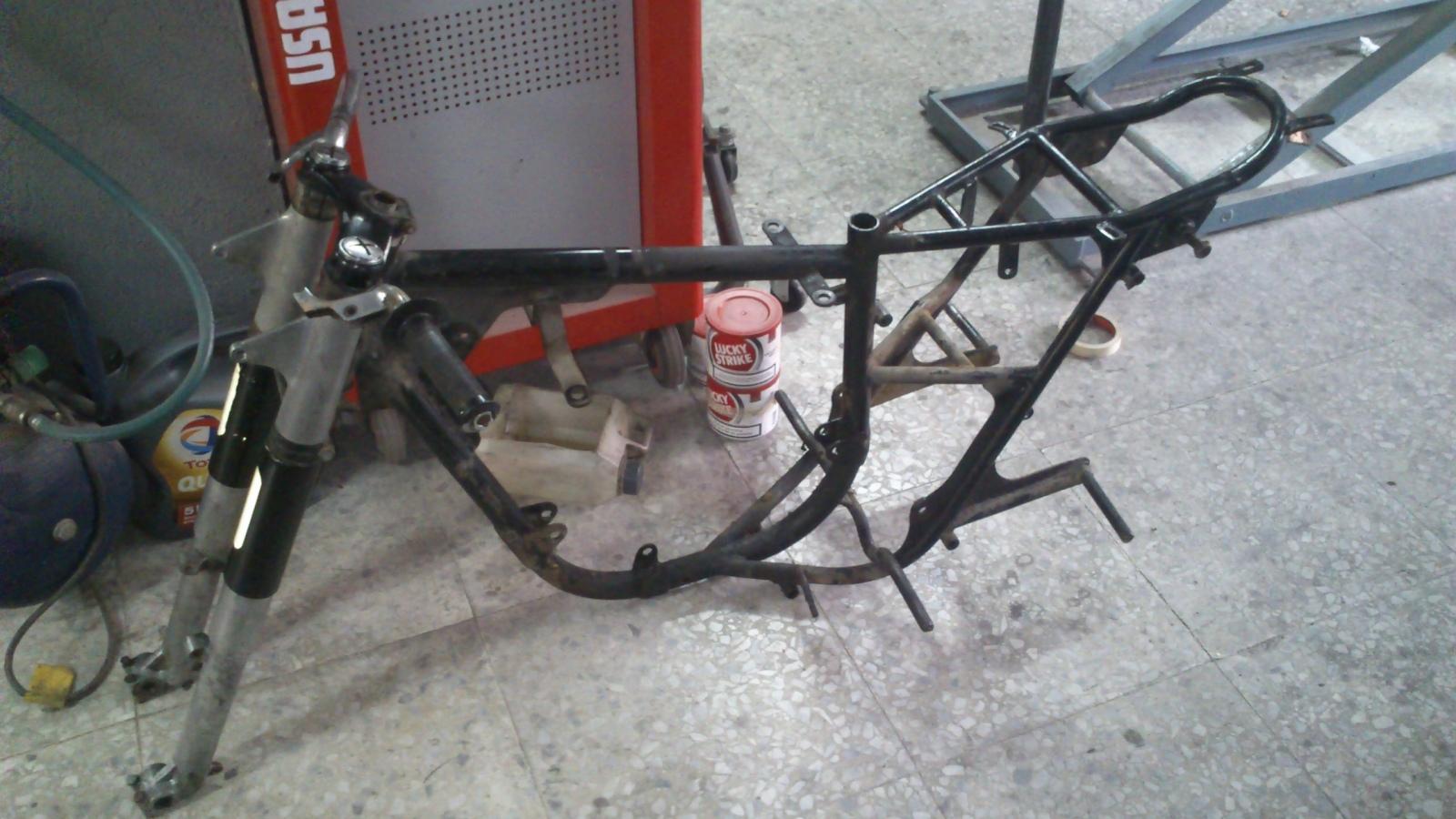 De vuelta a la carretera: Bultaco Tralla 102 11aya1x