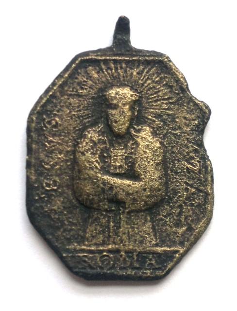 Cristo de Medinacelli / San Antonio de Padua S-XVIII 11b7yh0
