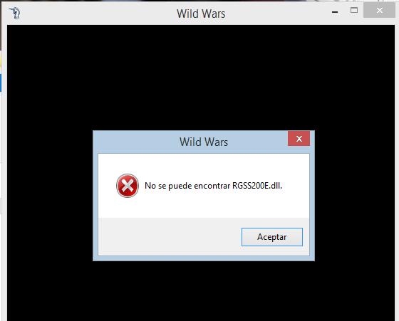 Wild Wars (demo) 11c5d1l
