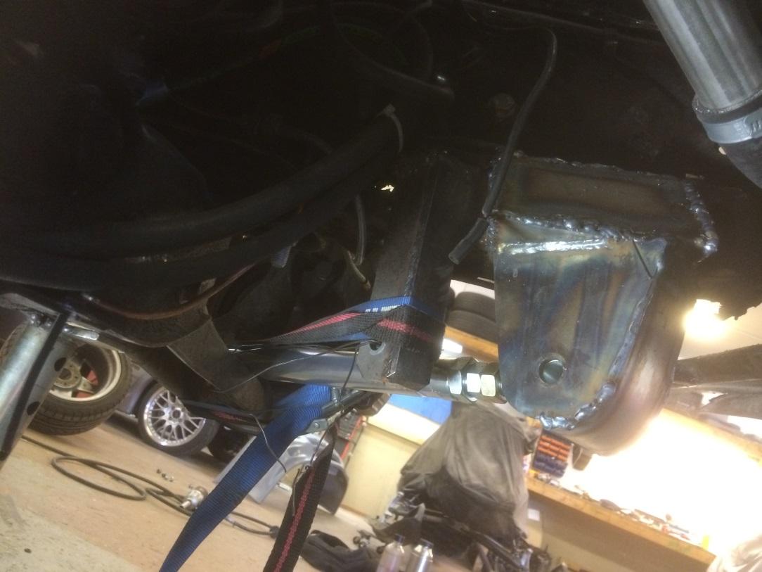 Håcke - Ford Capri Turbo Bromsad 502,2whp 669,9wnm 11lhcsi