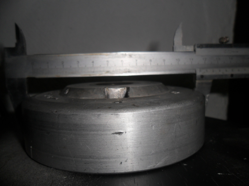 146 gramos de plato magnetico 11vi3x3