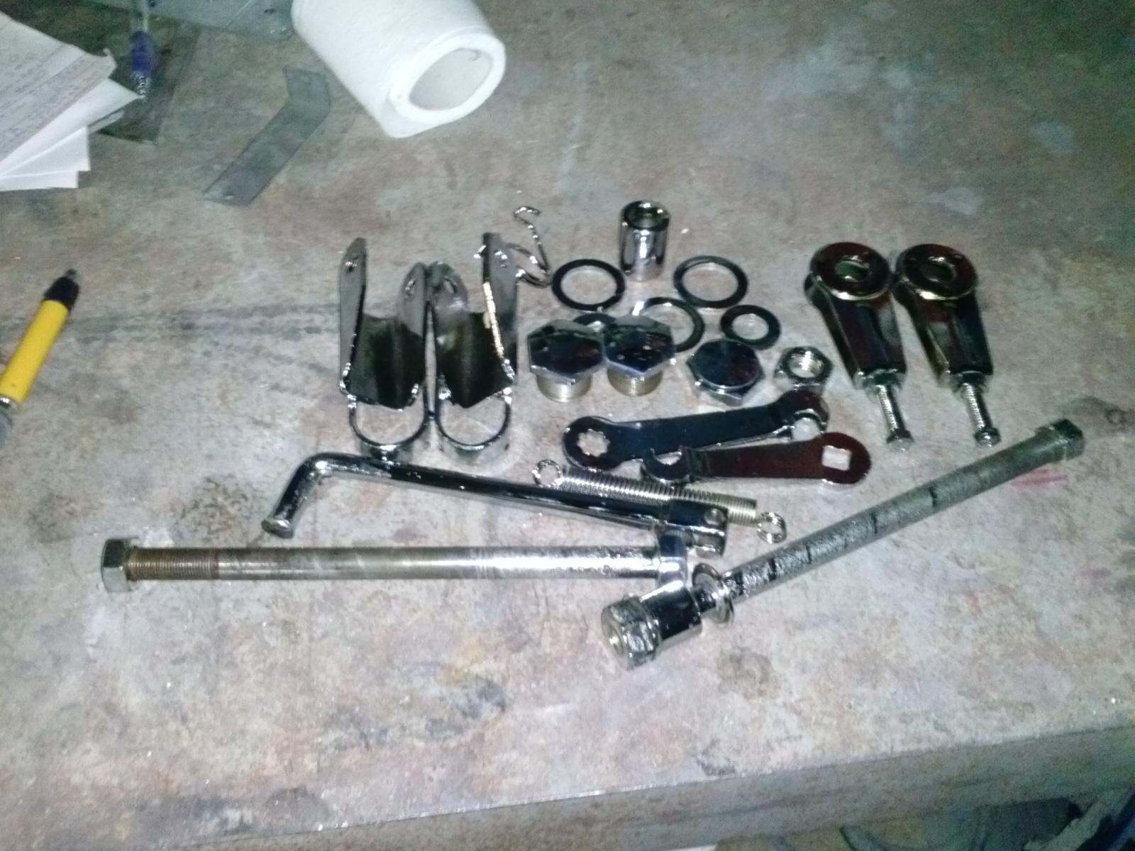 Puch Minicross Super con preparacion Cobra 1218s3k