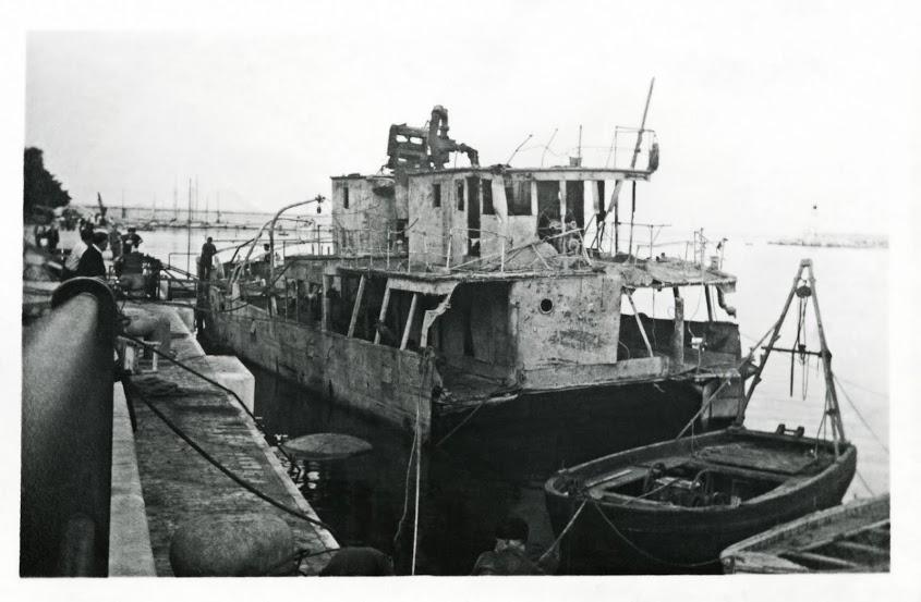 Monaco: port de la Kriegsmarine (1943-1944)  123r5vm