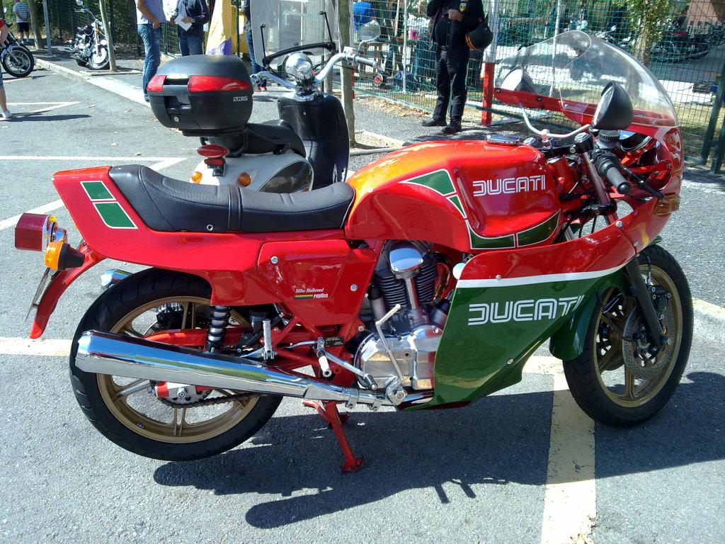 Honda VT 250 F 125qng4