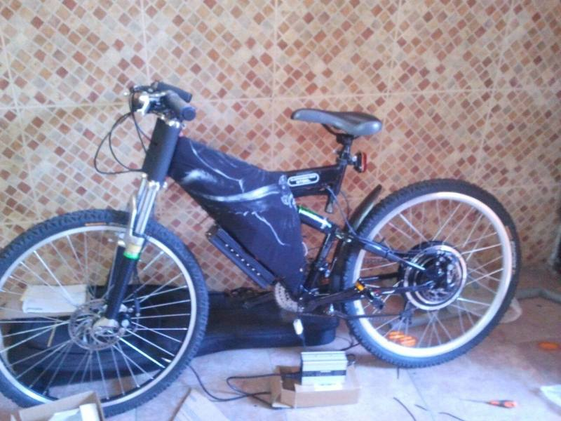 Presenta tu bici eléctrica 142txfo