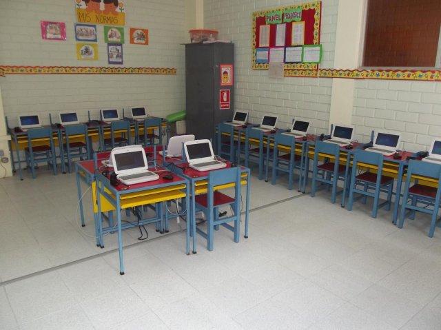 Consulta: instalación de un laboratorio de computación escolar 14981mv