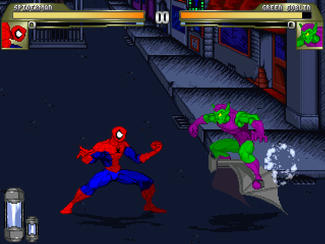 Spider-Man & Venom: Maximum Carnage Stages 14l6es2
