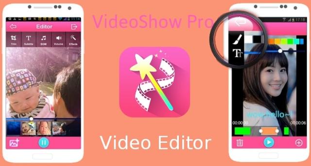 VideoShow Pro - Video Editor v4.3.6 APK