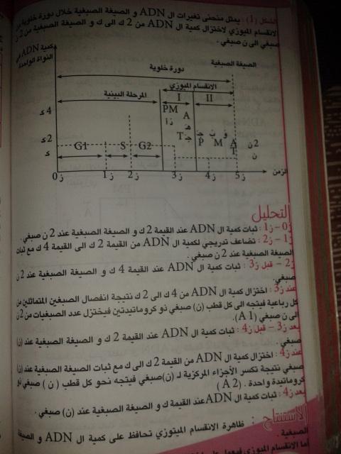 تمارين الفصل الثاني - علوم تجريبية - 160d1dy