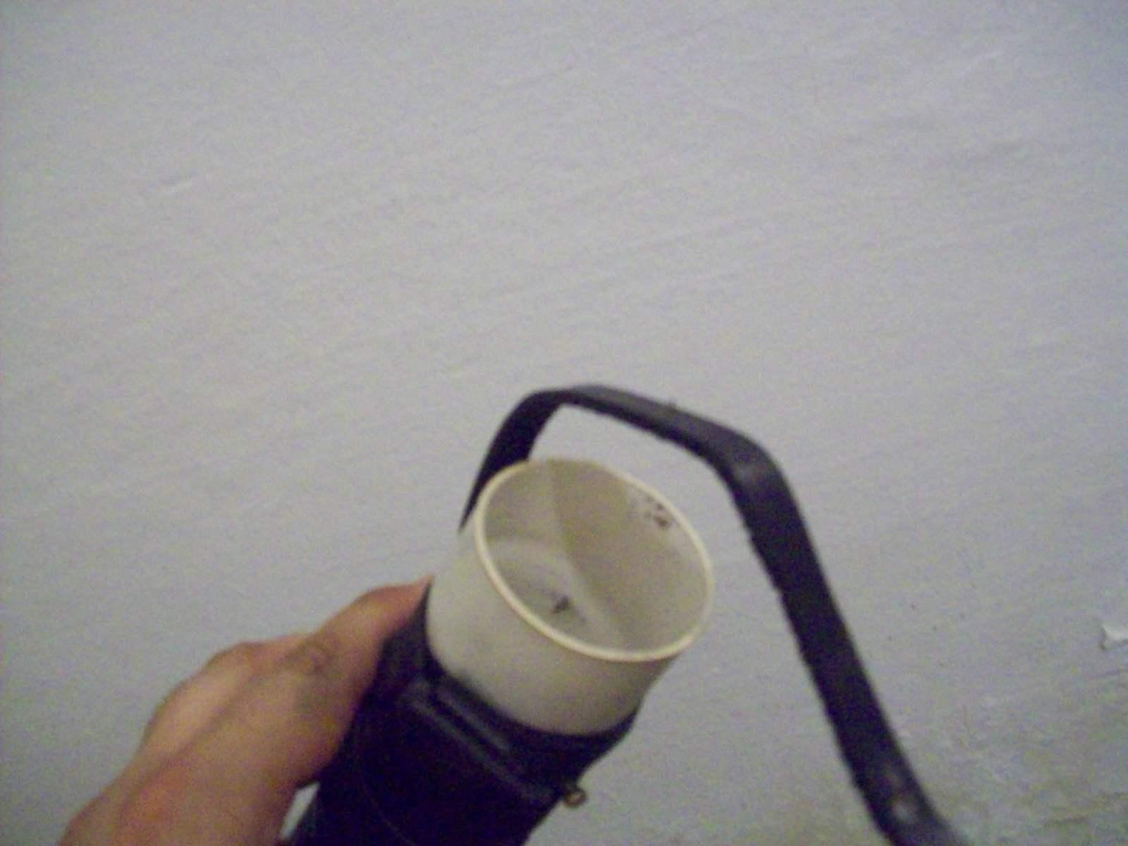 Aprovechando caños de PVC 16gdhdw