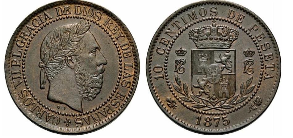10 Céntimos de peseta 1875 Carlos VII - Página 3 1tv9qt