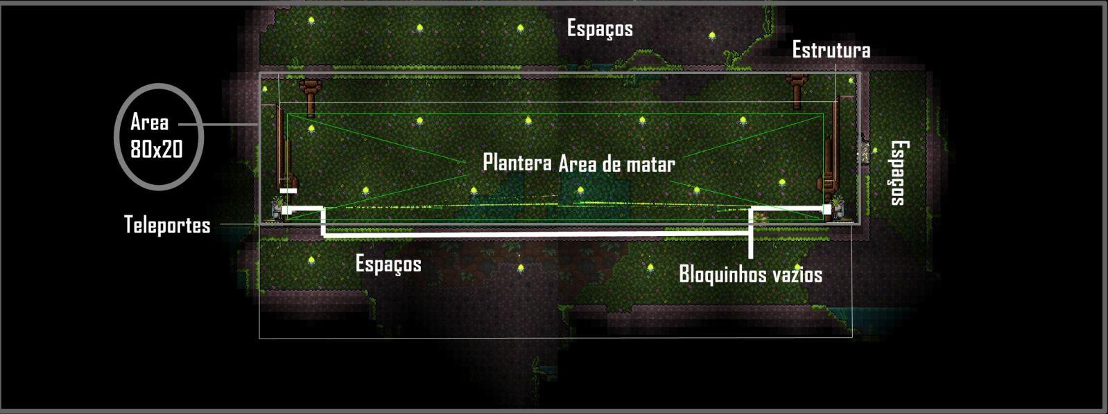Arena: Como derrotar a Plantera facilmente 1zflhj7