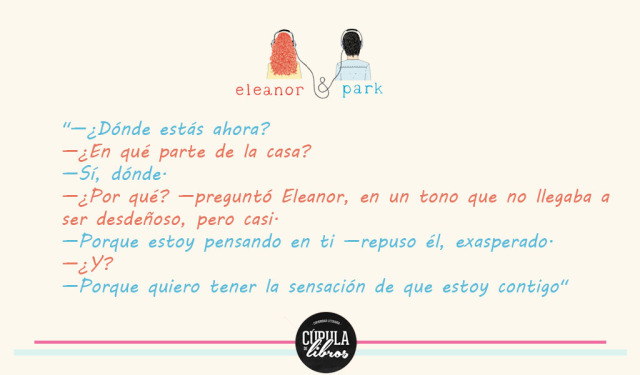 Especial Frases de Eleanor and Park, Rainbow Rowell 1zougls