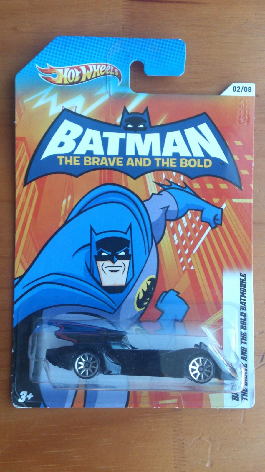Mi Coleccion HotWheels TV-Series (Parte II Batman) 208z9li