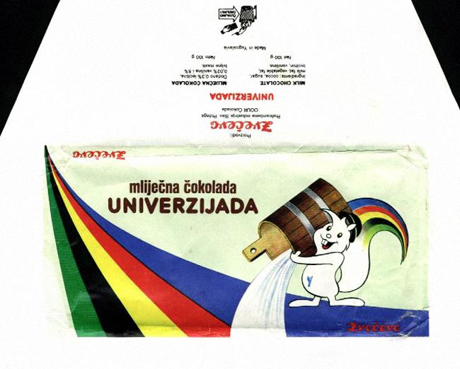 XIV. Ljetna univerzijada Zagreb 1987. - Page 2 20acps5