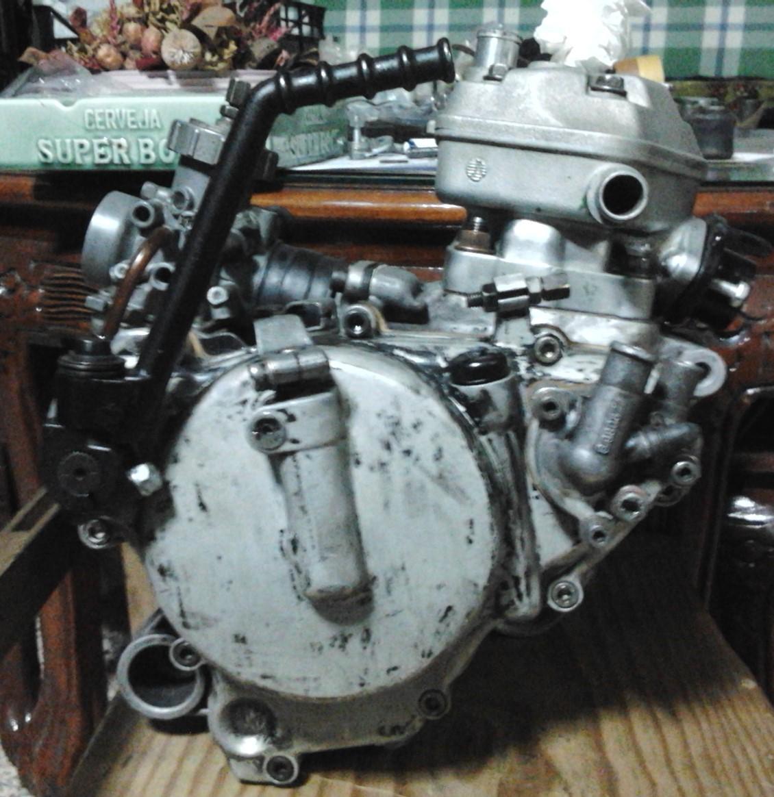 Prototipo Suzuki RM 80 H 1983 20gd7bk
