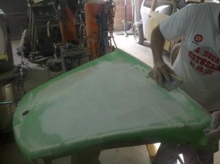 Restauración de la Manzanita, Buggy Z  20kbo92