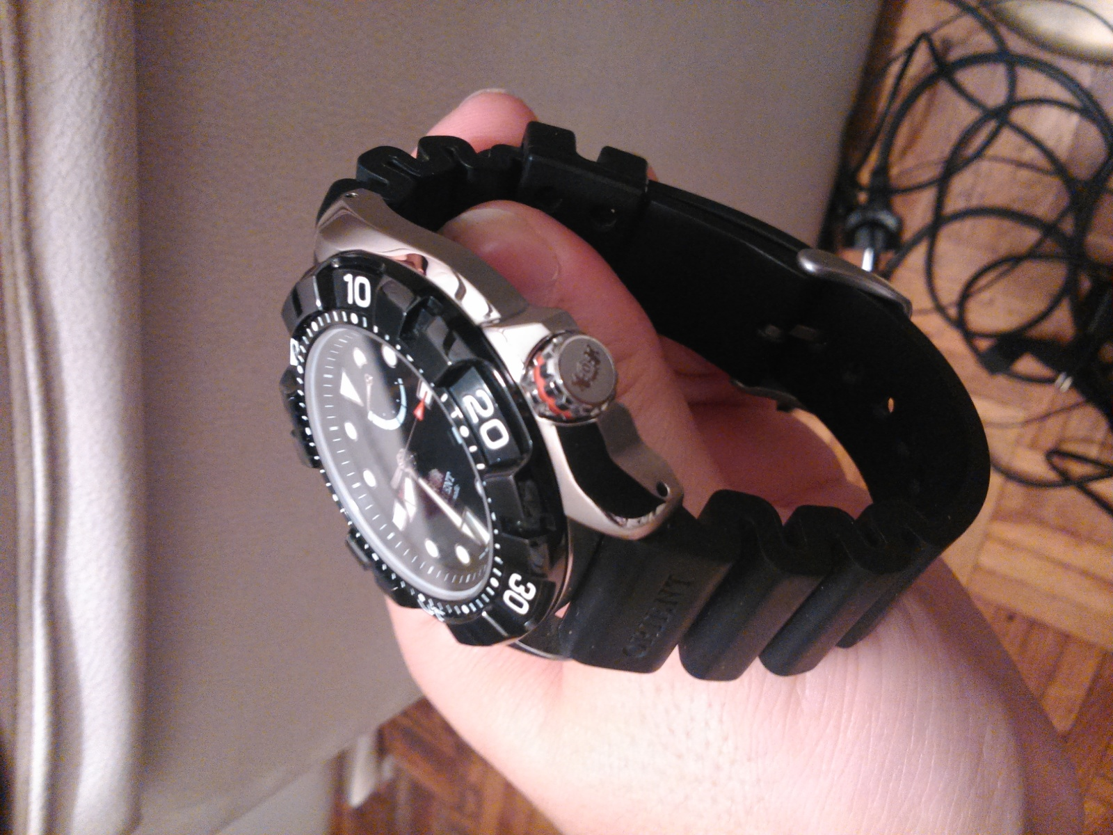 Orient M  Force Air Diver SEL03005Y0  20uolti