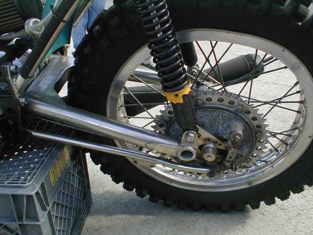 Una Bultaco muy especial: la Optaco 2115cmr