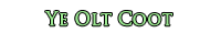 Ye Olt Coot