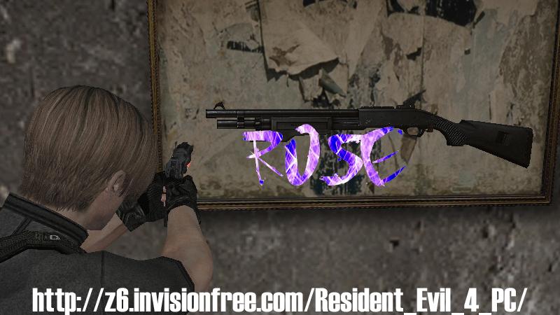 • REMODEL •Rose Shotgun Pack #1 21ezu45
