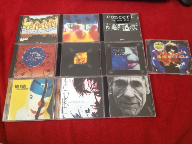 CDS THE CURE [DELUXE EDITION] y otros cds de the cure 23j3g3m