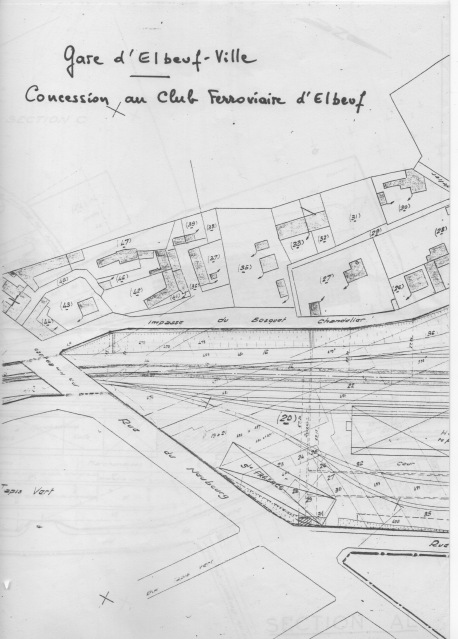N - Gare d'Elbeuf ville (76) 23ku7g8