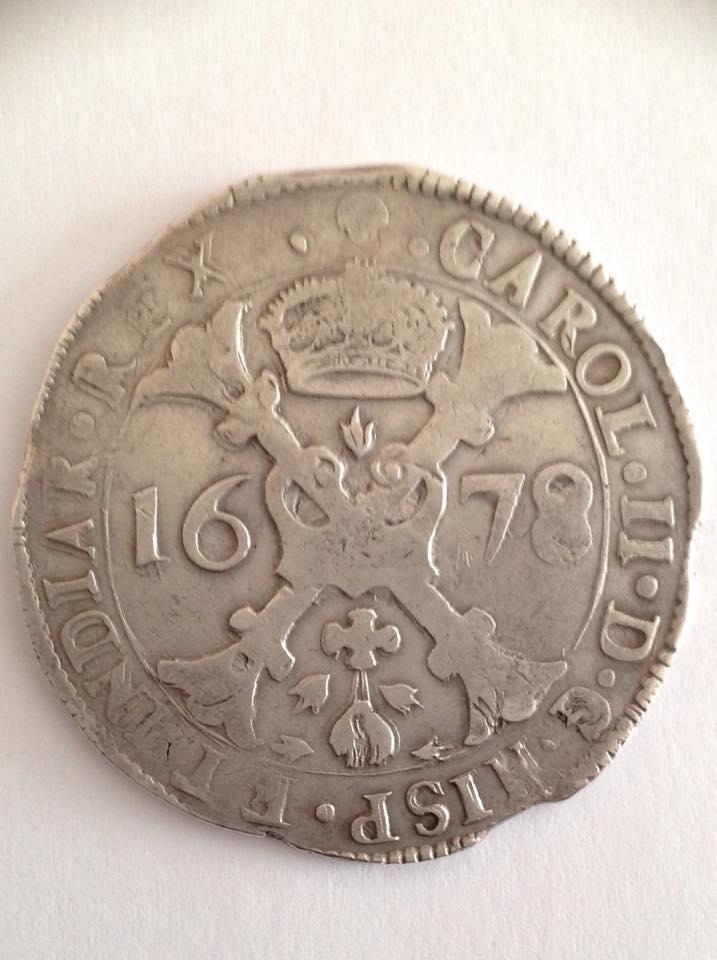 Patagon 1678 Bruselas (Joris dedit) 241ld9s
