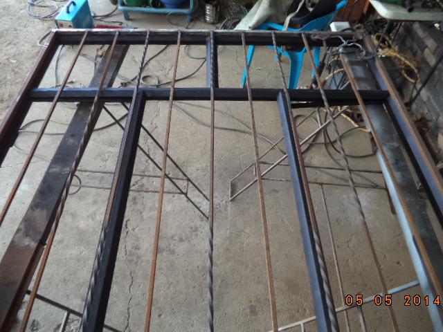 Trabajo de ornamentación metálica   2570gsx