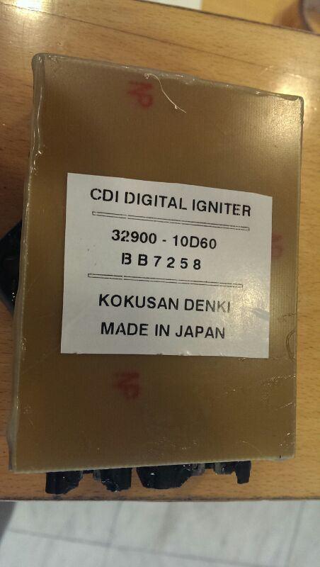 Reparación del CDI 25ow74k