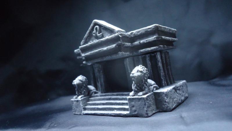 [Venda ] 12 casas miniatura Santuário 25s06yv