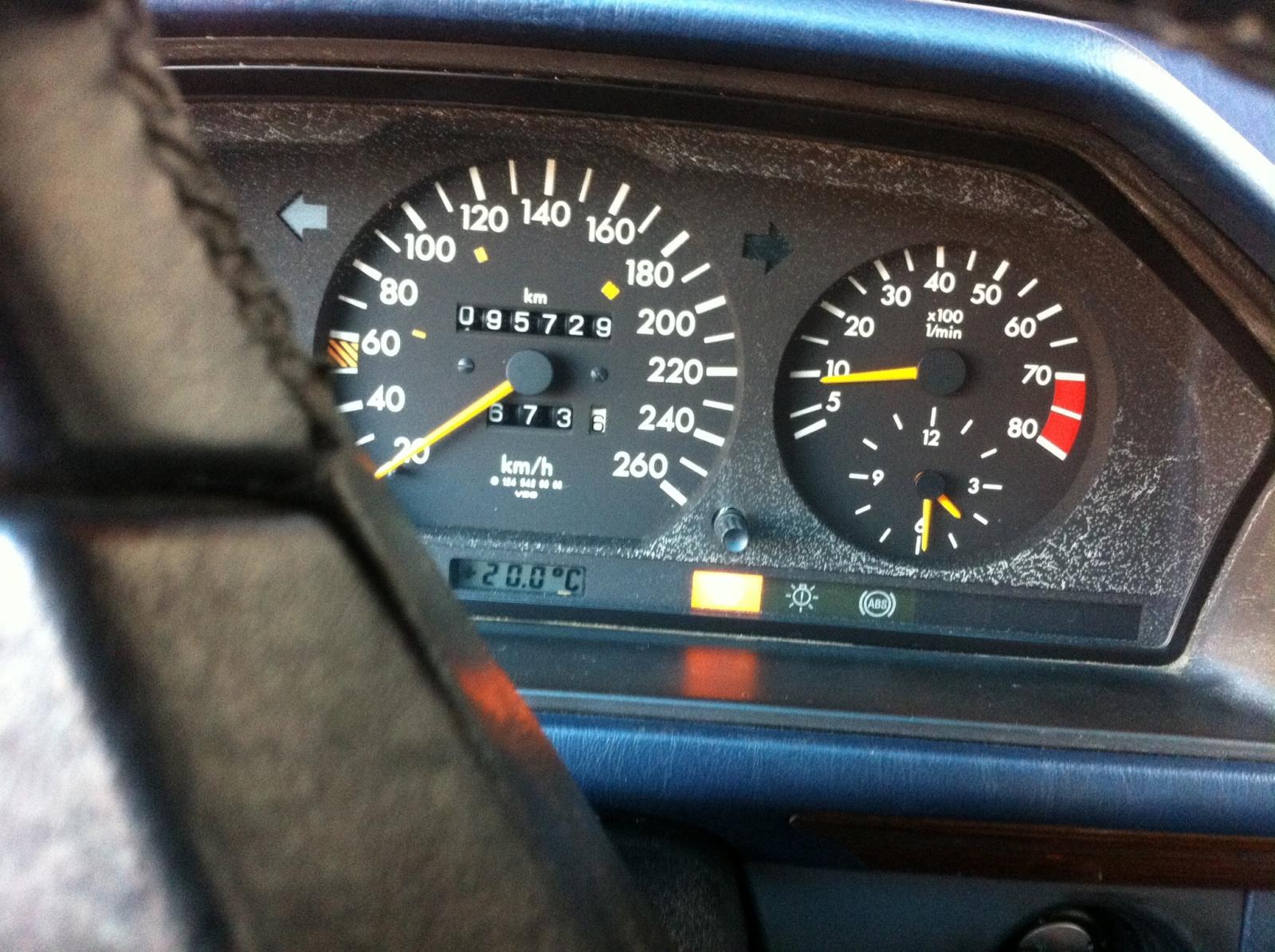 (VENDO): W124 - 300E 24V 1990 - R$30.000,00 25z1mo1