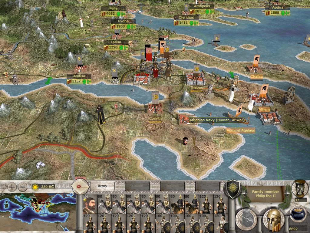 Ancient Conquest v1.0 2643uc7