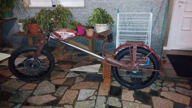 Bicicleta eléctrica a partir de moto Guzzi (+sidecar??) 27yy3xf