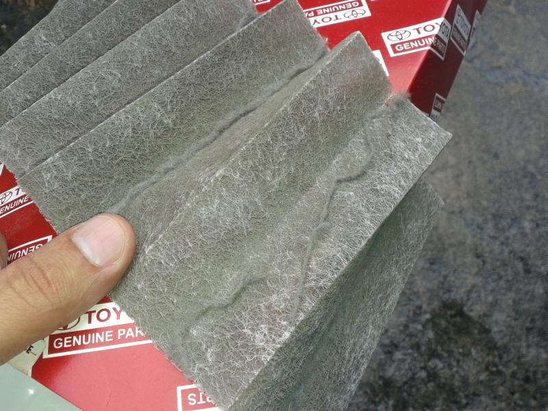 Filtro do ar condicionado anti polen 288ow13