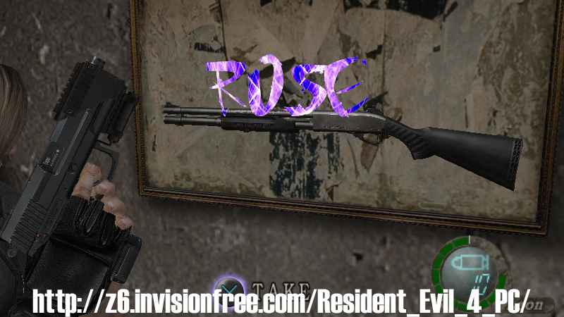 [OFFLINE] • REMODEL •Rose Shotgun Pack #2 28ip8bc