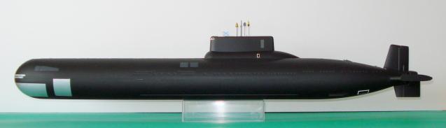 """Sous-marins """"Projet 941 Akula"""", insignes et médailles 28m095y"""