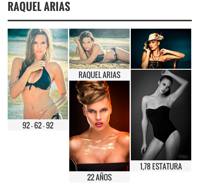 Road to Miss Universe Spain 2014 290yhci
