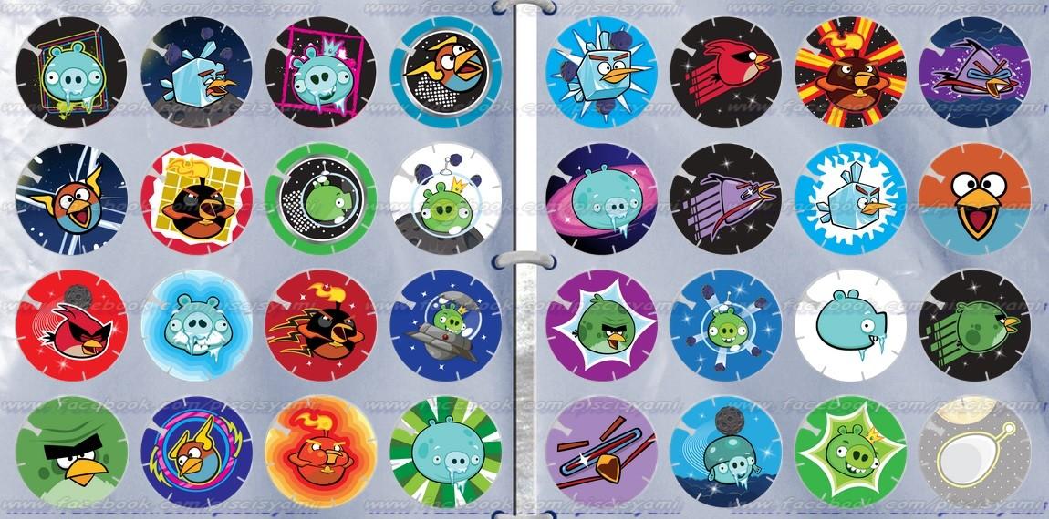 Vuela Tazos de Angry Birds Space 295d8r9