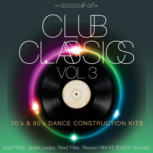 Club ClassicS Dance MegaPack Vol.3
