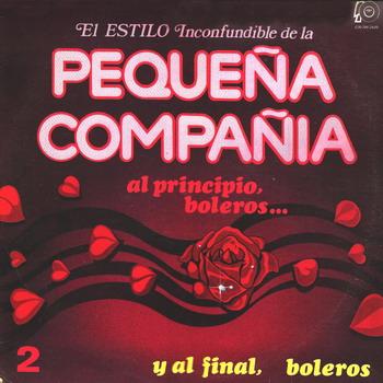 La Pequeña Compañia al Principio Boleros y al Final, Boleros (NUEVO) 29z3loh